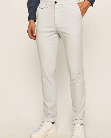 Modré nohavice Calvin Klein