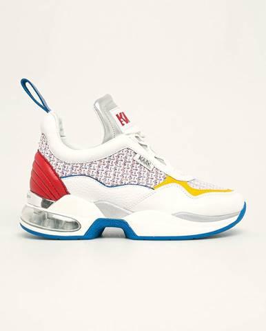 Biele topánky Karl Lagerfeld