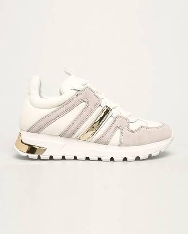 Biele topánky DKNY