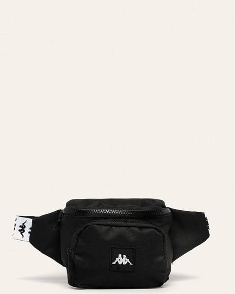 Čierny batoh Kappa