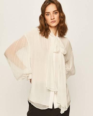 Biela košeľa Miss Sixty