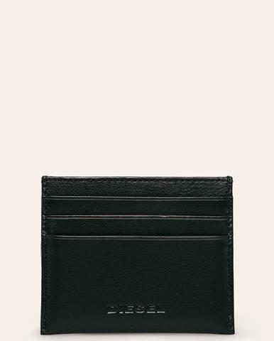Čierna peňaženka Diesel