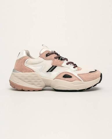 Ružové topánky Wrangler