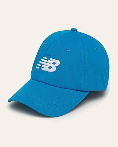 Modrá čiapka New Balance