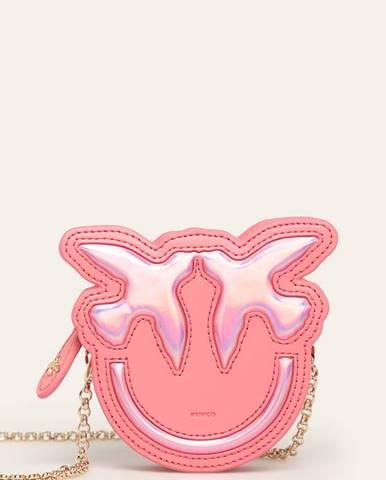 Ružová peňaženka Pinko