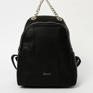 Čierny batoh Gionni Bariba