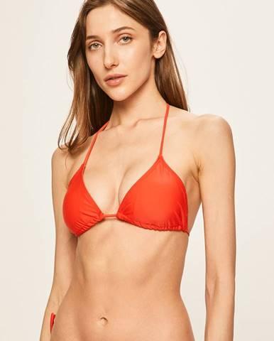 Červené plavky Answear