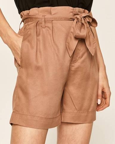 Hnedé šortky Only