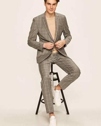 Sivý oblek Strellson