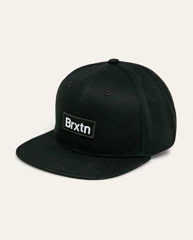 Čierna čiapka Brixton