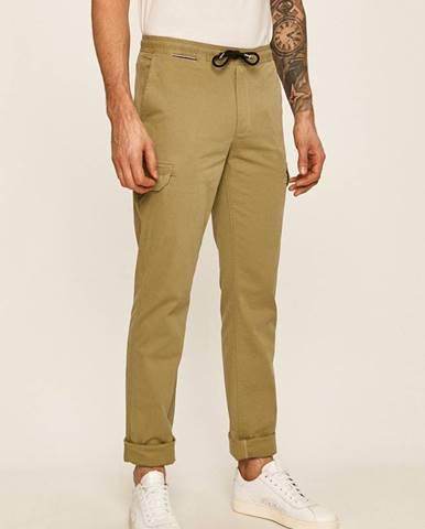 Zelené nohavice Tommy Hilfiger