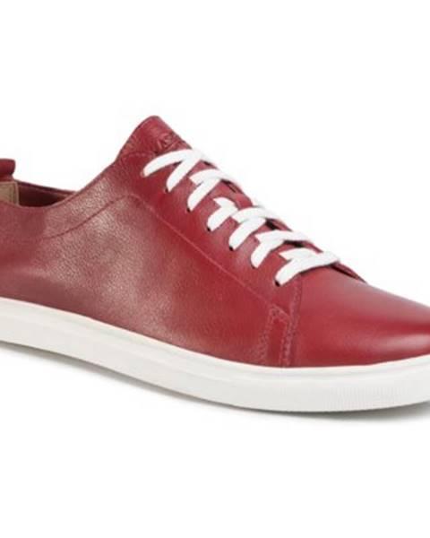 Červené topánky