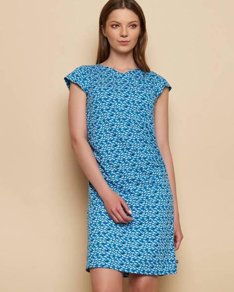 Modré šaty Tranquillo