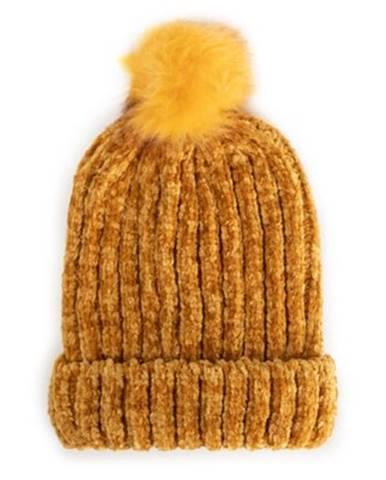 Žltý klobúk