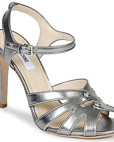 Sandále, žabky Moschino