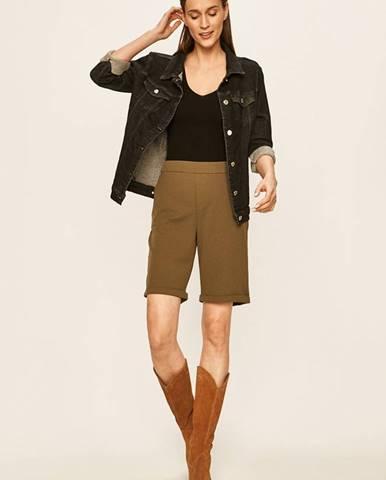 Zelené šortky Jacqueline de Yong