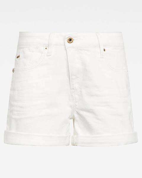 Biele šortky G-Star Raw