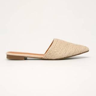 Answear - Šľapky Ideal Shoes