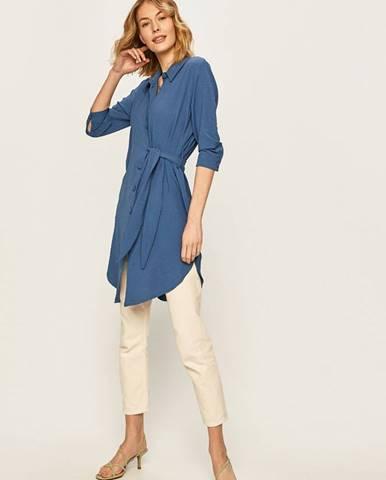 Modrá košeľa Answear
