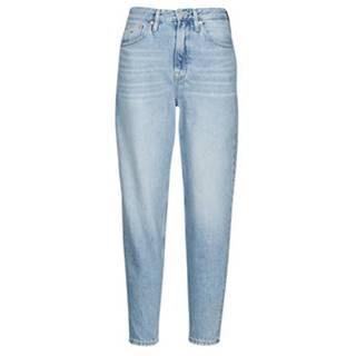Džínsy Slim Tommy Jeans  MOM JEANS