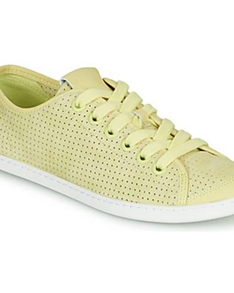 Žlté tenisky Camper
