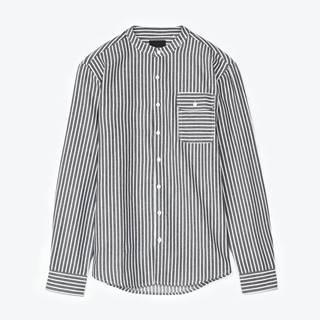 Pruhovaná košeľa regular fit