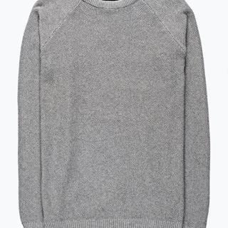 Vafľový sveter