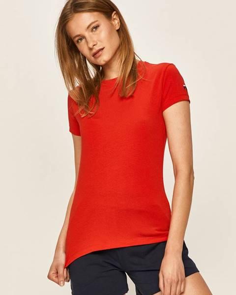 Červené pyžamo Fila