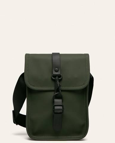 Zelená taška Rains