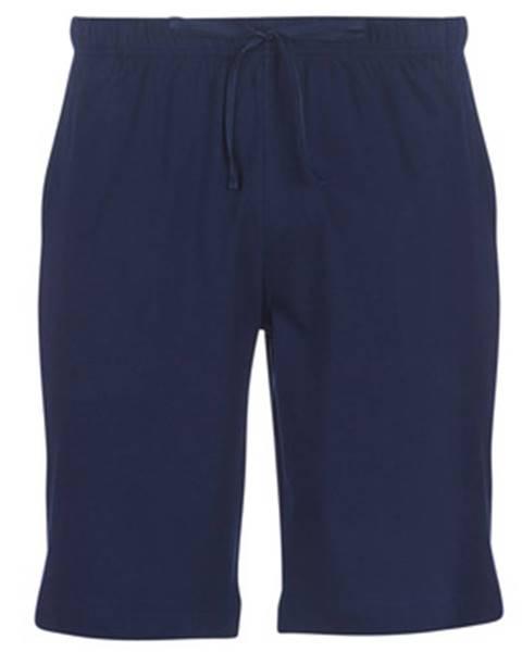 Modré kraťasy Polo Ralph Lauren