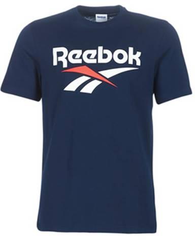 Modré tričko Reebok Classic