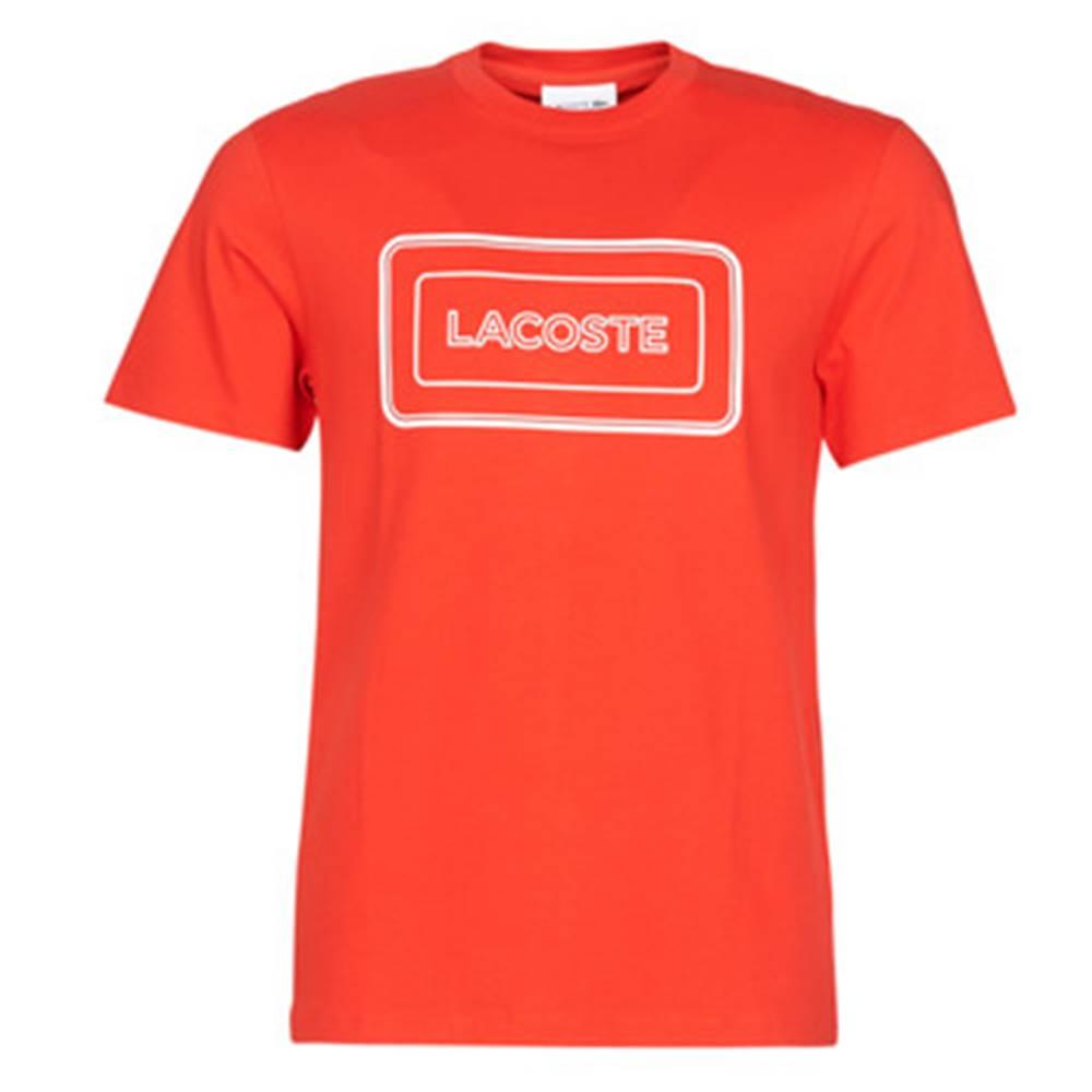 Lacoste Tričká s krátkym rukávom Lacoste  CLOVIS