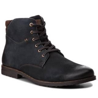Šnurovacia obuv Lasocki for men MI08-C307-250-04BIG nubuk,koža(useň) zamšová,koža(useň) lícová