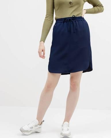 Tmavomodrá sukňa Lacoste