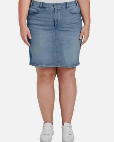 Modrá sukňa my true me tom tailor