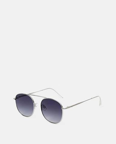 Strieborné okuliare Jack & Jones
