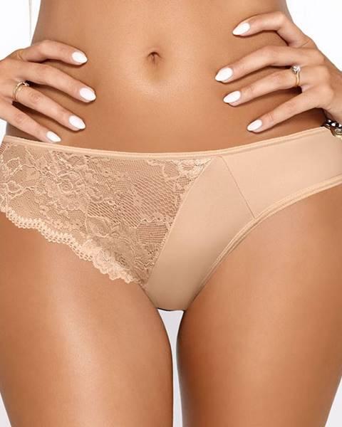 Béžové nohavičky PariPari