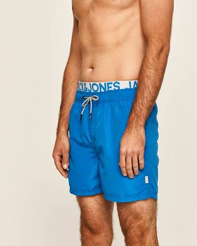 Modré plavky Jack & Jones