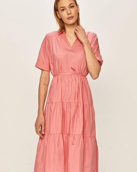 Ružové šaty Jacqueline de Yong