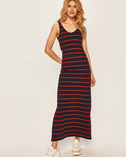 Tmavomodré šaty Only