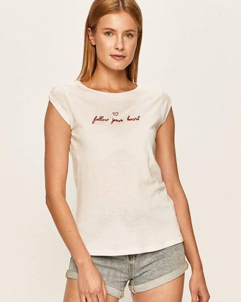 Biele tričko Haily's