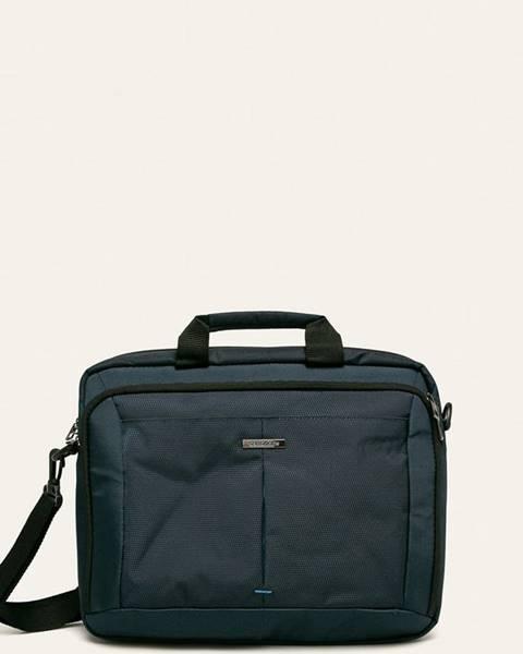 Tmavomodrá taška Samsonite
