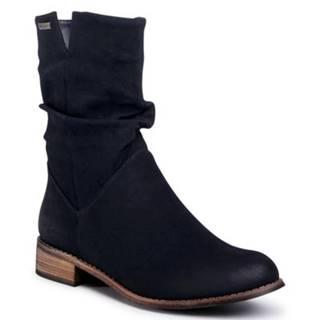 Členkové topánky Jenny Fairy WS14087-02 Materiał tekstylny