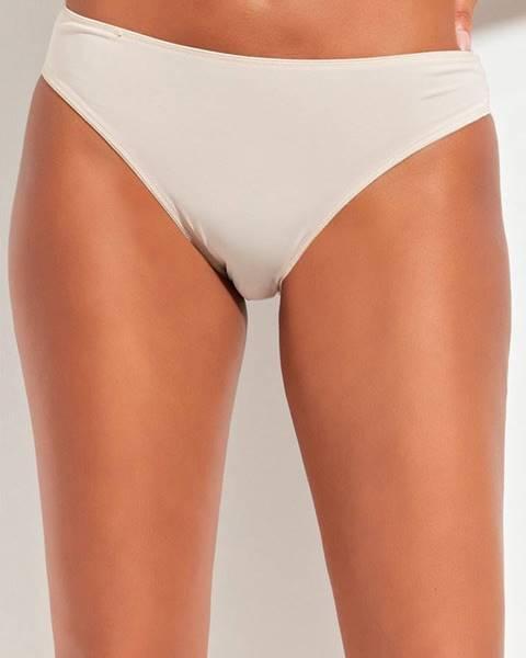 Béžové nohavičky M&Co