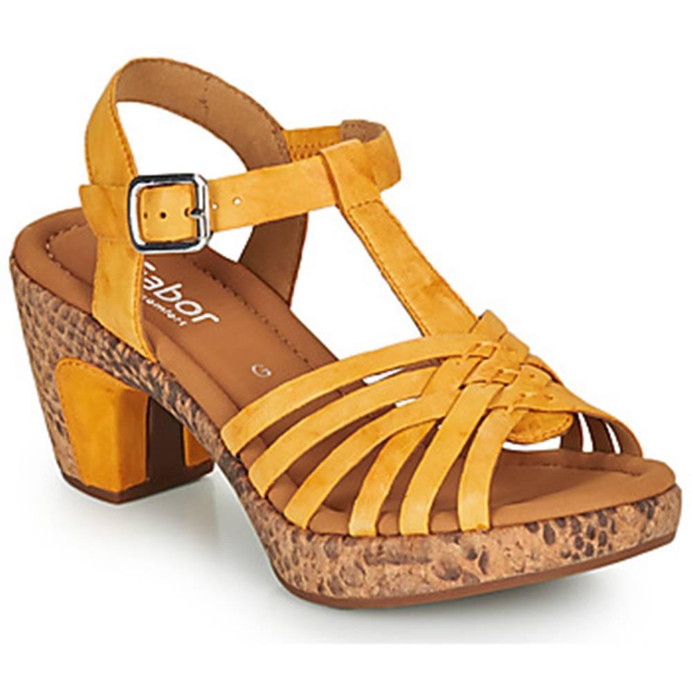 Gabor Sandále Gabor  KARIBITI