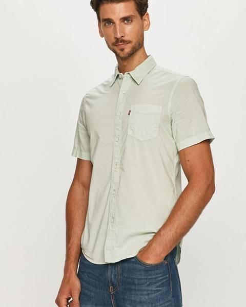 Zelená košeľa Levi's