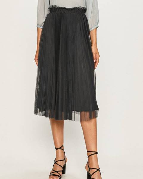 Tmavomodrá sukňa MAX&Co.