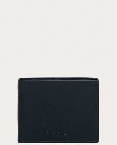 Tmavomodrá peňaženka Samsonite