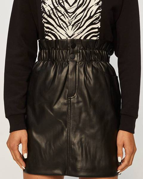 Čierna sukňa Only