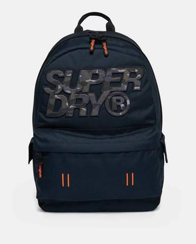 Tmavomodrý batoh Superdry